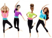 Barbie Made To Move Fitness DHL81