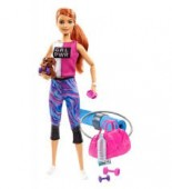 Barbie Papusa Fitness GJG57
