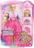 Barbie Papusa Printesa GML76