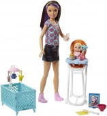 Barbie Skipper Babysitters FHY98