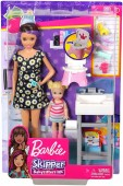 Barbie Skipper Babysitters Set 2 papusi FJB01
