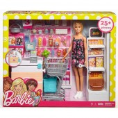 Barbie Supermarket Set de joaca FRP01
