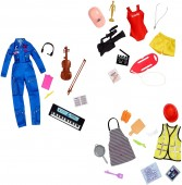 Barbie Surprise Career set 2 tinute GLH57