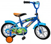 Bicicleta copii 12 inch - Hot Wheels