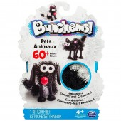 Set creativ Bunchems 60+ Pets Animaux