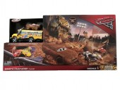 Cars 3 Crazy 8 Crashers Smash and Crash Derby DXY95 set de joaca