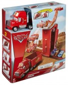 CARS 3 MACK camionul care se transforma DVF39 set de joaca