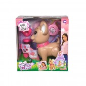 Catelul Chi Chi Love Poo Poo Puppy Jucarie interactiva 43353