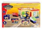 Chuggington Lemn - Depou