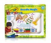 Crayola Doodle Magic Lap Desk tablita pentru desenat