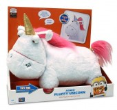 Despicable Me Agnes Fluffy Unicorn plus 30cm 20024