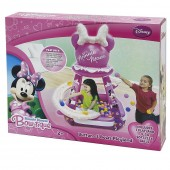 Disney Minnie Mouse Buttons and Bows loc de joaca cu 50 de bile