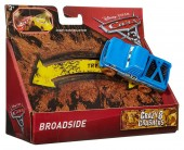 Disney Pixar Cars 3 Crazy 8 Crashes Broadside DYB08