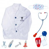 Set Doctor - halat medical si accesorii