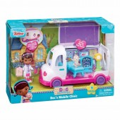 McStuffins Doctorita Plusica Set Ambulanta
