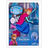 Frozen Anna pe patine CBC62