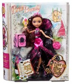 Papusa Ever After High Ziua Legamantului Briar Beauty BCF50