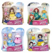 Disney Little Kingdom Printesa mini papusa B5327 set de joaca