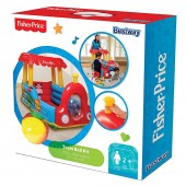 Fisher Price Tren Gonflabil B01BJ