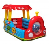 Fisher Price  Tren Gonflabil