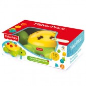 Fisher Price Broasca Testoasa cu forme Turtle Shape Sorter DL1804