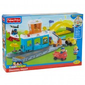 Fisher Price Discovery Airport C4780