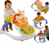 Fisher Price Maimuta 4 in 1 CBV66