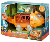Fisher Price Octonauts Speeders Launcher CDT32