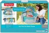 Fisher Price Patut cosulet bebe On The Go Baby Dome DRF35