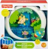 Fisher Price Rainforest Waterfall Peek a Boo Soother K3800