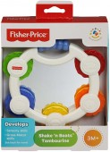 Fisher-Price Shakeand Beats Tambourine BLT37
