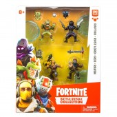 Fortnite Battle Royale Collection 63519 set cu 4 figurine