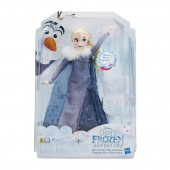 Frozen Adventure - Papusa Musical Elsa C2539