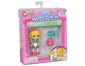 Happy Places Shopkins Series 1 cu papusa Kitty Kitchen