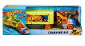 Hot Wheels camion Crashing Stunt Rig GCK39