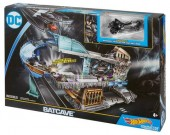 HOT WHEELS PISTA BATMAN BATCAVE DXC79
