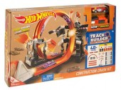 HOT WHEELS PISTA DE CONSTRUIT CRASH KIT