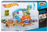 HOT WHEELS Race Rally Water Park la baie W3413