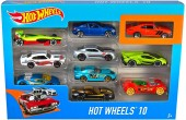 Hot Wheels Set 10 Masinute 54886