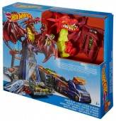 Hot Wheels Set Pista Dragonul Infuriat DWL04
