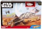 Hot Wheels Star Wars Evadare de pe planeta Jakku