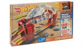 Hot Wheels Track Builder Stunt Bridge DWW97