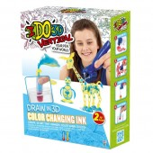 IDO3D Vertical - Color Changing Set 2 Creioane