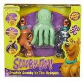 Jucarie Stretch Scooby Doo Vs The Octopus