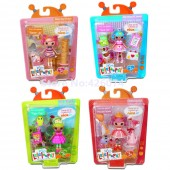 Lalaloopsy Papusa Mini in Time TV 2798