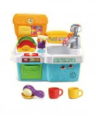 LeapFrog Scrub and Play Smart Sink 608103 (limba engelza)