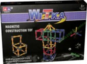 MAGNETIC Construction 108 ELemente Witka