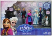 Set figurine mini Disney Frozen Y9980