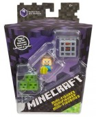 Minecraft Set  3 Figurine CGX24