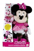 Jucarie de plus interactiva Minnie Happy Sounds